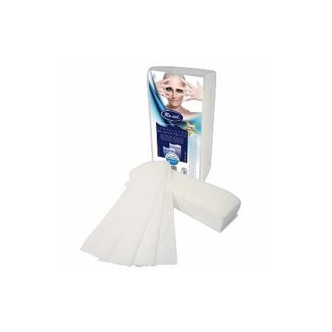 Bandes de tissu épilation visage x 200