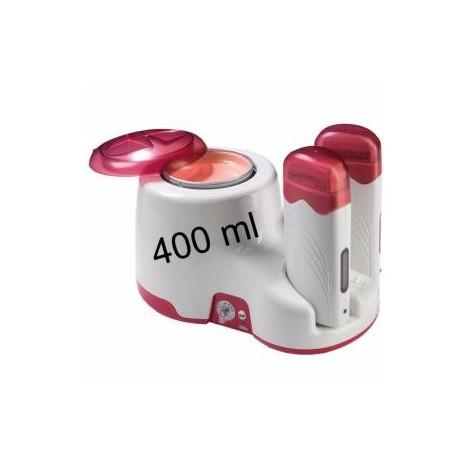 Chauffe-cire Uki 2 roll-on et 1 cuve 400ml ou 800ml