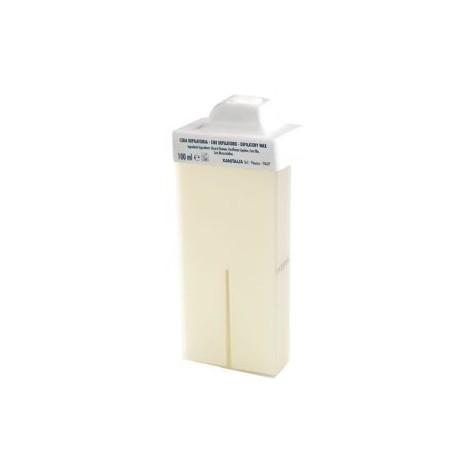 Cartouche de cire roll-on UKI fleur de lait embout petites zones