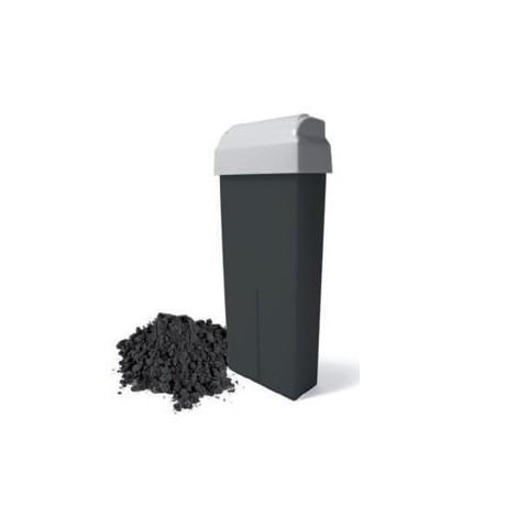 Cartouche de cire roll'on black