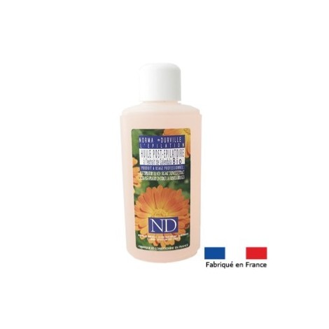 Organic Calendula Norma de Durville post-depilation oil Volume-250ml