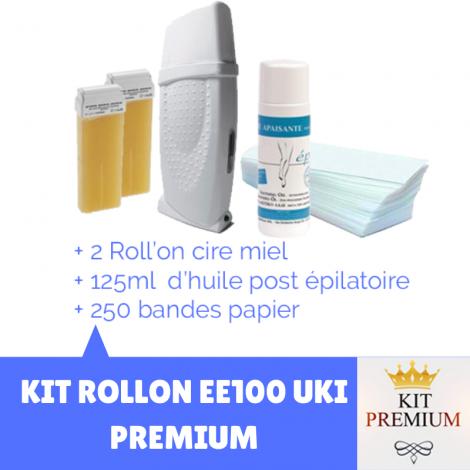 Kit chauffe-cire Premium Uki