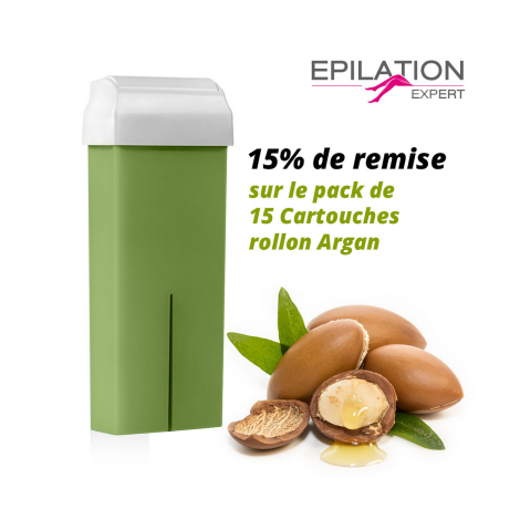 PACK 15 ROLLON ARGAN -15%