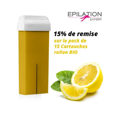 PACK 15 ROLLON BIO -15%