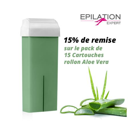 PACK 15 ROLLON ALOE -15%